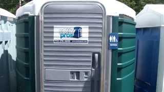 New Jersey ADA Complaint Porta Potty
