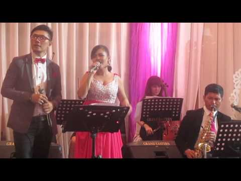 Love me like you do cover with Teddy Chen Mini Chamber at Grand Eastern