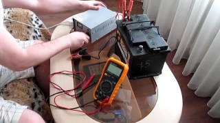 Зарядний пристрій Maxinter Plus 10 A