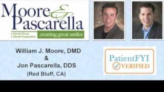 Best Dentists in RED BLUFF, CA: PatientFYI--Verified (Moore & Pascarella Dental Group)