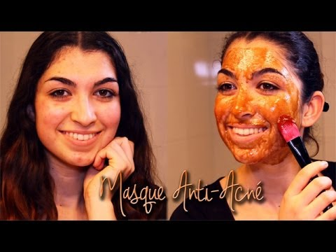 Souvent Tutoriel beauté : Masque au miel et à la cannelle contre l'acné  YQ76