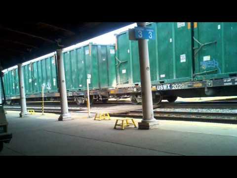 alexandria train waste mgm