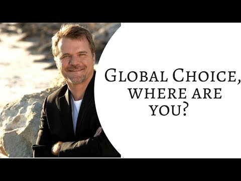 Global Choice, Where Are You? - Interview with Vildana Bijedic CEO