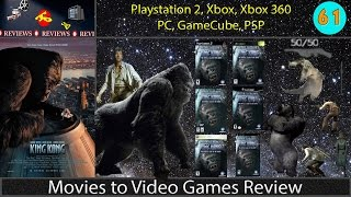 Movies to Video Games Review -- Peter Jackson