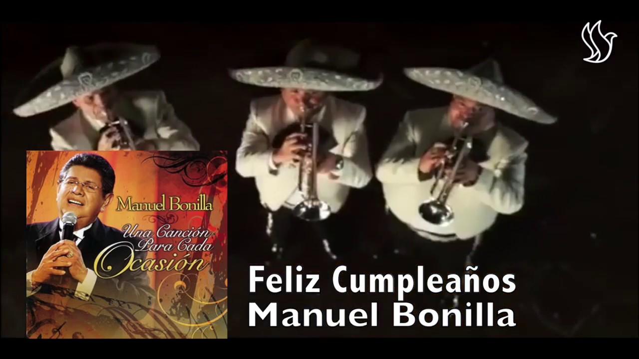 Manuel bonilla feliz cumpleanos mp3