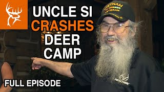 Download UNCLE SI JOINS BUCK COMMANDER! | Buck Commander | Full Episodes Mp3 and Videos