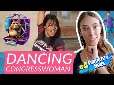 AOC danced and the GOP lost their minds | Fortnitely News #4 | Riley J. Dennis
