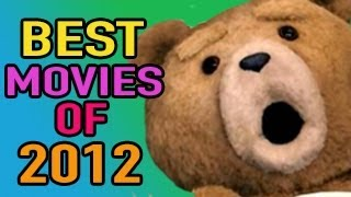 Best movies of 2012 - best movie lists