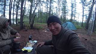 3 серія Кльовою риболовлі в Якутії! travel Yakutia