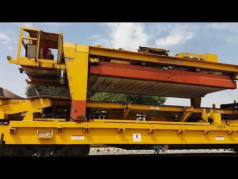 NTC- New Track Construction Machine.