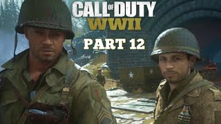 THE RHINE | CALL OF DUTY WORLD WAR 2 WALKTHROUGH PART