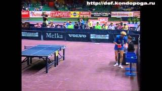 1993  table tennis Wang Tao - Persson