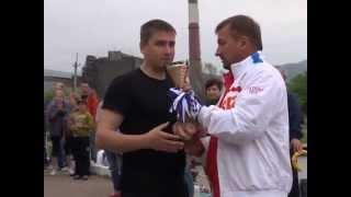 Чемпионат Приморья по гребле на драконах в Лозовом