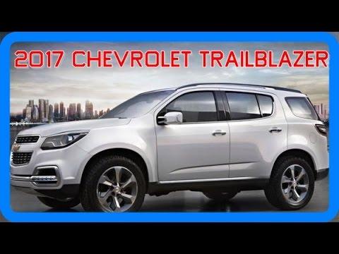 2017 Chevrolet Trailblazer Redesign Interior And Exterior Youtube
