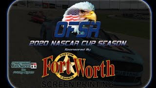 Old Farts Sim Racing Cup Series @ Texas (RC)
