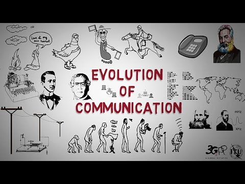 1.1 - Stone Age to Modern Age - Evolution Of Communication