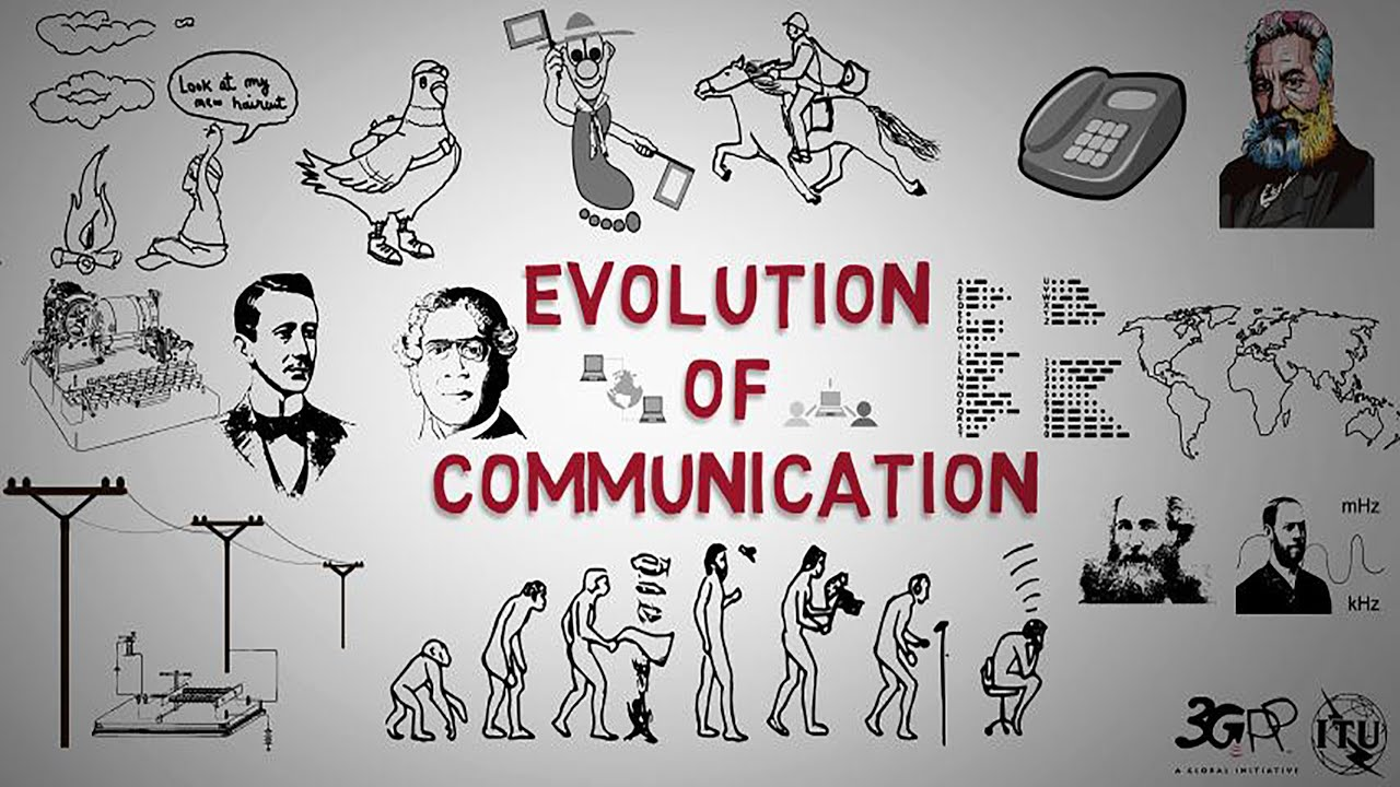 essay about evolution of communication Essay: the evolution of television how has television changed over the last 25-50 years this question can be answered in a variety of different ways ranging from the technological changes and advances it has gone through to the question of whether it has any type of affects on the way people perceive it, or if society is manipulated by what.