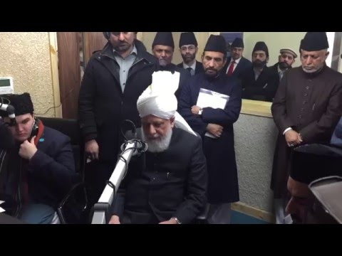 Inauguration Voice of Islam Radio by the Head of the Ahmadiyya Muslim Community