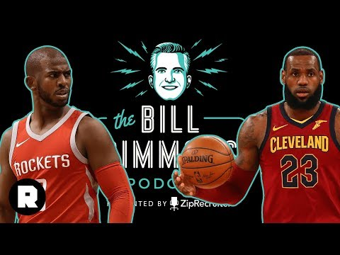Wild/Plausible NBA Summer Moves and Houston's Conundrum With Zach Lowe | The Bill Simmons Podcast