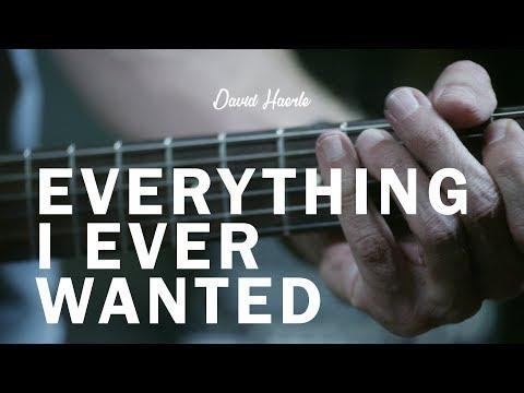 David Haerle - Everything I Ever Wanted
