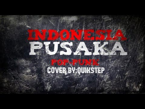 Indonesia Pusaka - (Cover)Quikstep Pop-Rock.#Creationese