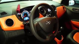 Prueba de Manejo Hyundai Grand i10 2015