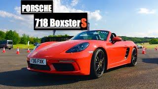 Porsche 718 Boxster S 2017 Videos