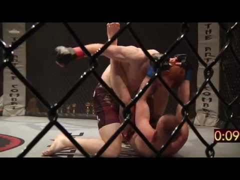 "The Art of Combat ""flashback""    Dean Elliot vs Euan Macleod"