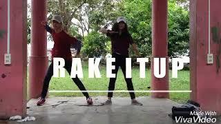 Rake it Up - Yo Gotti ft Nicki Minaj | Dance Cover | Matt Steffanina Choreography