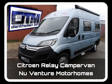 Brand New Citroen Relay MWB Campervan Conversion Full Tour