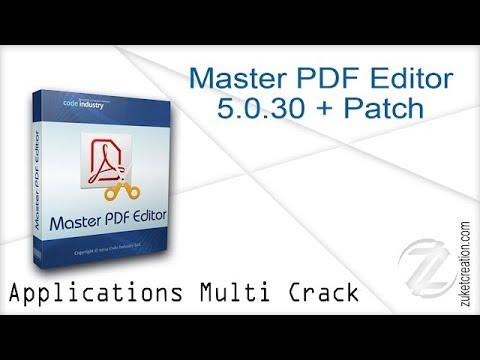 Master PDF Editor FULL version crack 100% - YouTube