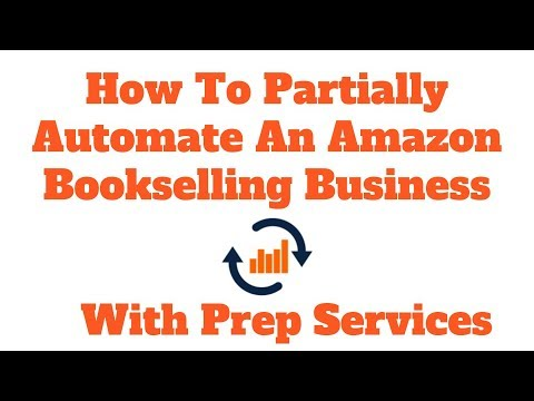 Automating an Amazon FBA business: Using prep services with book arbitrage tool, Zen Arbitrage