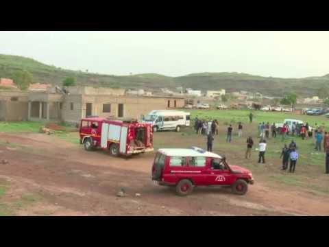 Mali luxury resort under attack