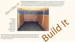 building temporary storage