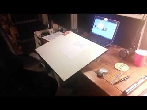 Alvin Drawing Board