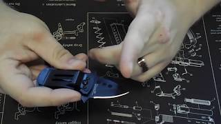 Renegade Tactical Steel Wallet Clip Knife