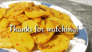 Carrom seed Potatoes | Ajwain wale AaLu | Easy 10-minute Recipe | Fast & Delicious Guaranteed!!