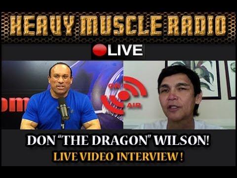 "Dave Palumbo Interviews Don ""The Dragon"" Wilson On RxTv!"