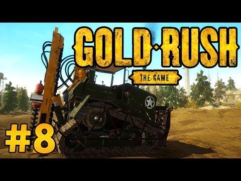 Nové DLC a průzkumné vrty! Gold Rush #8  (Zlatá horečka)