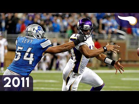 Vikings vs. Lions (Week 14, 2011) Classic Highlights