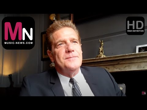 Glenn Frey - The Eagles | Interview | Music-News.com