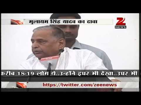 President Shankar Dayal Sharma knew about Babri mosque demolition plan, claims Mulayam