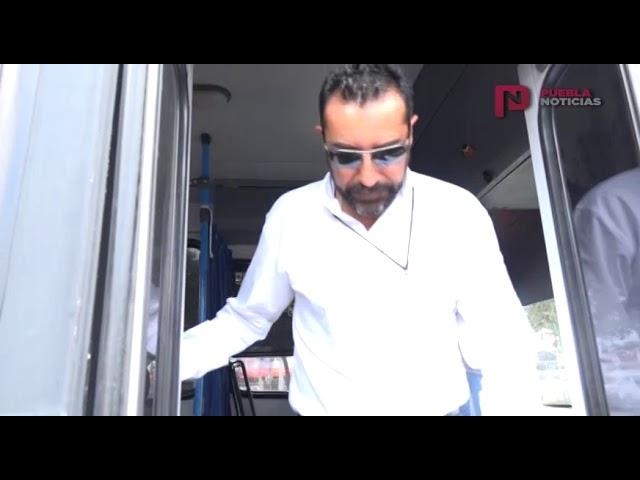 #SET #PueblaNoticias Arrancan operativos en transporte público