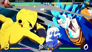 DragonBall FighterZ FGC Arena - Presented by Fantasy Gold Coin Tourney - PSRK Nicomaki vs Real