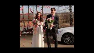 свадьба МАРГАРИТЫ АГИБАЛОВОЙ-МАРСО