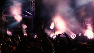 Faithless - Insomnia / We Come One @Zagreb 14.07.2015.