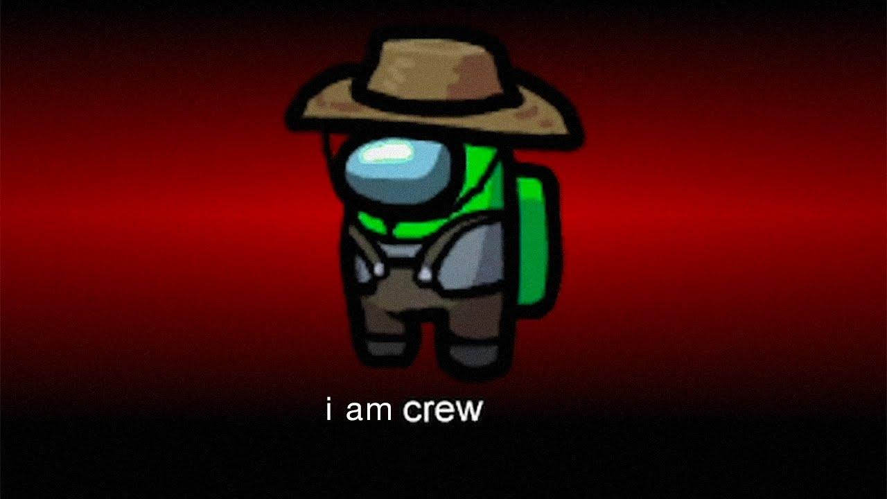 i am crew (an Among Us song)
