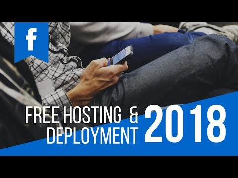 Free web hosting and deployment to heroku