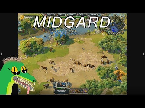 Age Of Empires Online Project Celeste - Midgard - Greeks