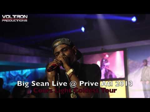 Big Sean Performs